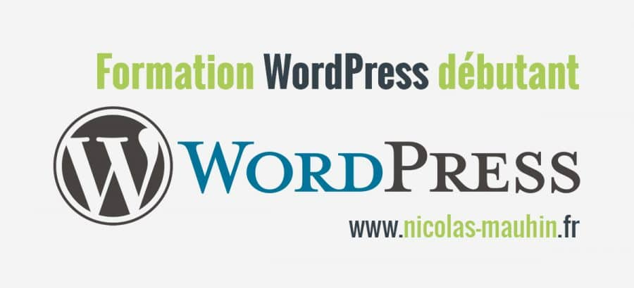 Utilisateurs débutants, cette formation WordPress s'adapte à vos besoins, qu'ils soient professionnels ou personnels