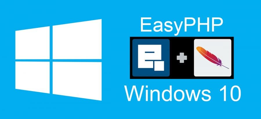 Installer EasyPHP 16.x sur Windows 10