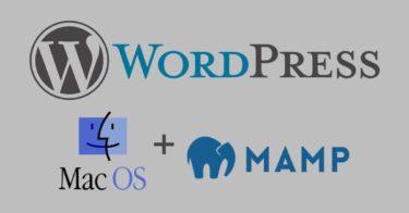 Installer WordPress en local sur Mac en 4 étapes