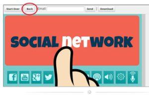 Social Image Resizer Tool - Valider recadrage ou recommencer