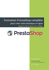 Téléchargez le programme de la formation PrestaShop complète