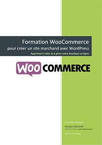Programme formation WooCommerce