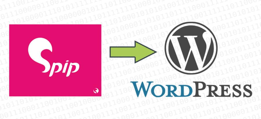 export spip vers wordpress